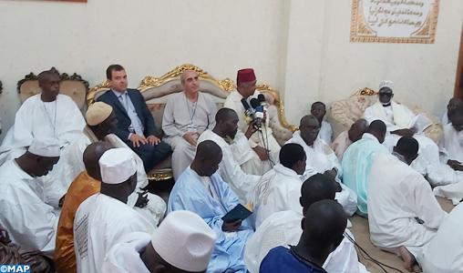 Sénégal : une forte délégation marocaine prend part aux cérémonies officielles du Grand Magal de Touba