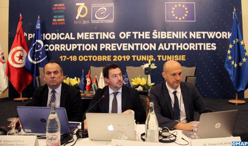 Tunis: Le Maroc rejoint le Réseau des Autorités de prévention de la corruption