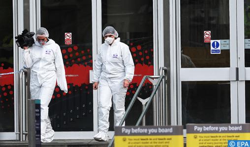 Cinq blessés dans une attaque au couteau à Manchester, l'assaillant arrêté (police)