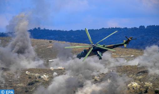 Libye: Sept terroristes présumés tués dans une frappe aérienne américaine