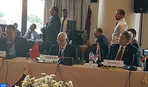 Justice constitutionnelle : l'expérience marocaine présentée lors d'un Congrès international au Caire