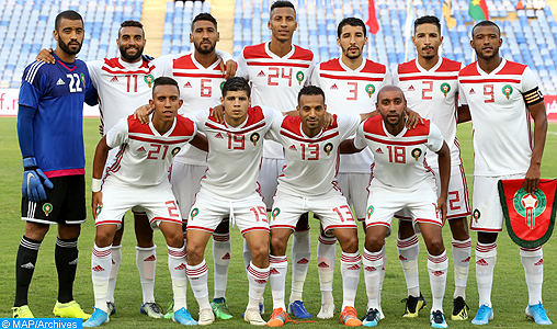 CHAN-2020 (préparation): Le Maroc affrontera en amical le Togo et la Guinée
