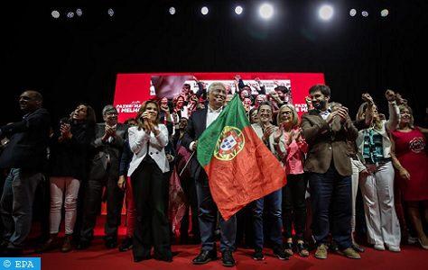 Portugal: Le PS confirme sa suprématie sur l'échiquier politique
