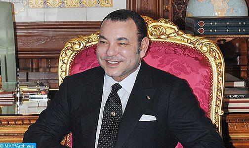 SM le Roi félicite le Président de la Guinée équatoriale à l'occasion de la fête d'indépendance de son pays