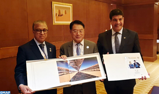 Le mémorandum d'entente signé entre Masen et ONUDI, un nouveau jalon dans la coopération Sud-Sud (M. Bakkoury)