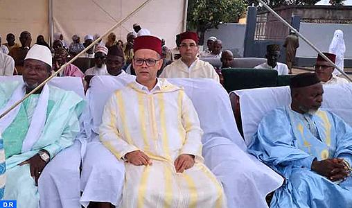 Conakry : la section Guinée de la Fondation Mohammed VI des Oulémas africains commémore le Mouloud