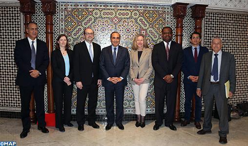 Le FMI loue les réformes visant la stimulation du climat des affaires au Maroc