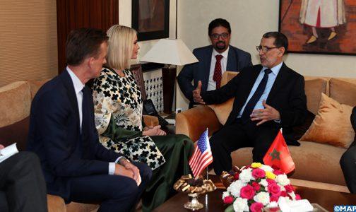 Mme Ivanka Trump salue le grand progrès réalisé par le Maroc en matière d'égalité des genres