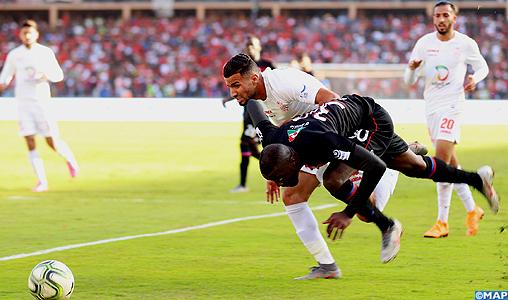 Coupe du Trône: Le HUSA rejoint le TAS en finale