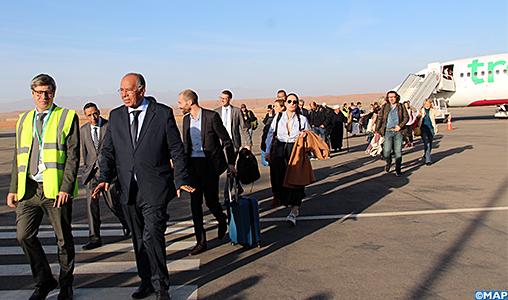 Transavia inaugure une nouvelle ligne aérienne entre Ouarzazate et Paris