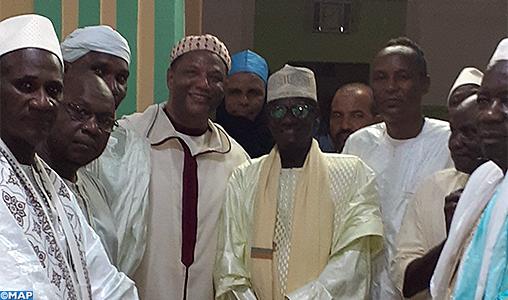 Mali : Les adeptes de la Tariqa Tijania célébrent l'Aïd Al-Mawlid Annabaoui Acharif