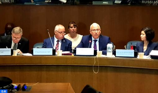 Le vice-président de la Chambre des représentants appelle à New York à des solutions urgentes à la crise sécuritaire au Sahel