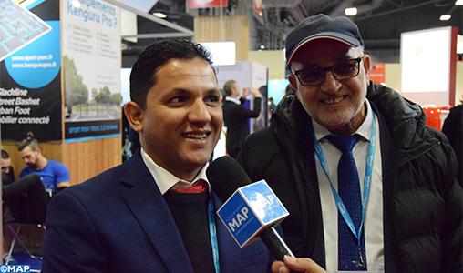 Une délégation marocaine de maires et de représentants de Conseils participe à Paris au Salon des maires et de collectivités locales