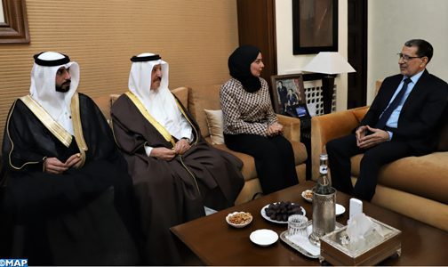 M. El Otmani réitère la considération du Maroc au Bahreïn pour sa position constante en faveur de l'intégrité territoriale du Royaume