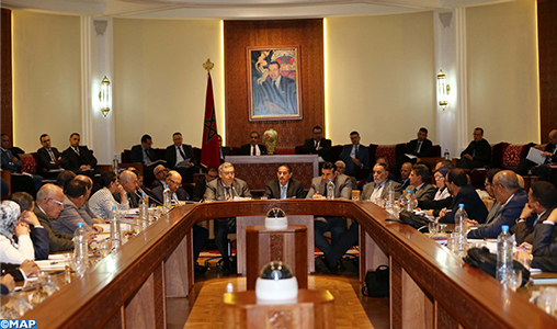Rabat-pr%C3%A9sentation-du-budget-du-min