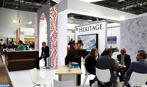 """40è WTM à Londres: Le concept du pavillon marocain a été élaboré d'""""une manière très intelligente"""" (représentant de guides de Marrakech)"""