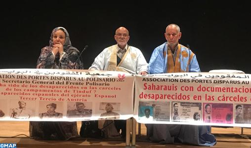 Une délégation de la société civile des provinces du Sud met à nu à Vitoria les violations commises par le polisario