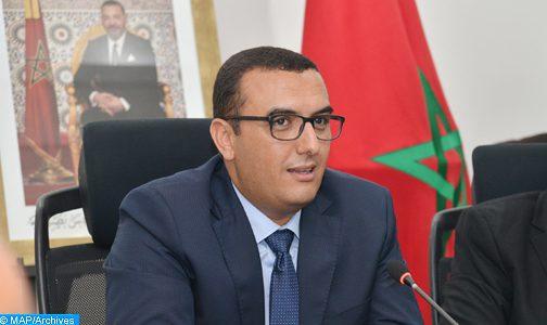 M. Amkraz prend part à Abidjan à la 14è Réunion régionale africaine de l'OIT