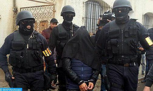 """Arrestation par le BCIJ de deux éléments partisans de """"l'Etat islamique"""" s'activant à Rabat"""