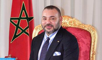 SM le Roi félicite M. Umaro Sissoco Embalo suite à son élection président de la République de Guinée-Bissau