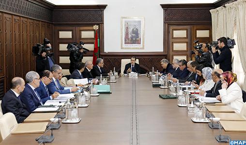 Adoption en Conseil de gouvernement d'un projet de décret sur la procédure d'octroi des titres miniers