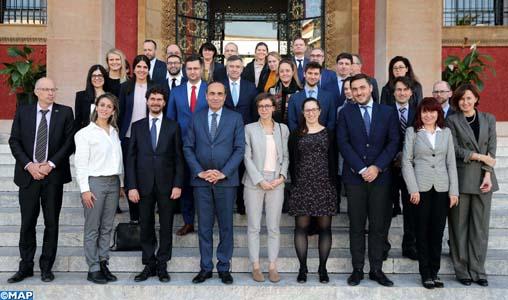 Lutte contre le terrorisme: l'expérience du Maroc exposée à une délégation européenne