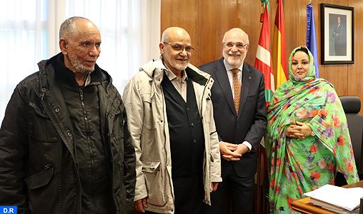 """Le défenseur du peuple du Pays Basque dénonce les crimes """"extrêmement graves"""" commis par le polisario dans les camps de Tindouf"""