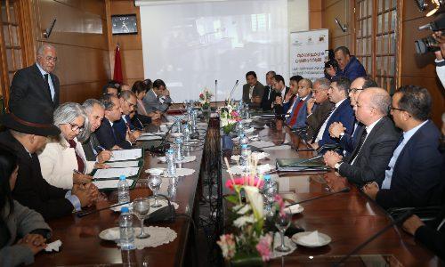 Casablanca: Convention pour la création d'un centre de la deuxième chance dans l'IA