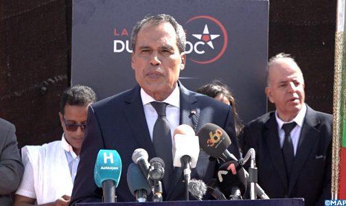 Ouverture de la semaine du Maroc en Mauritani