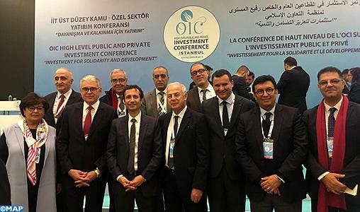 Le Maroc participe à Istanbul à une conférence de haut niveau de l'OCI
