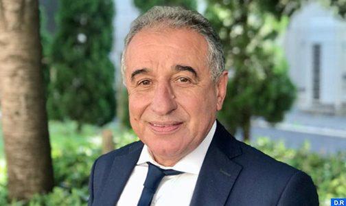Appel à la tenue de l'Assemblée générale extraordinaire de la FRMR (M. Bougja)