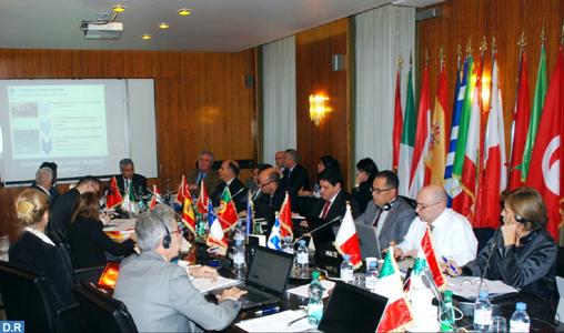 Tenue à Paris de la 144e réunion des membres du CIHEAM, sous présidence marocaine