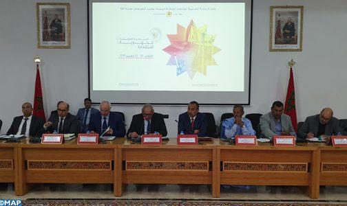 Dakhla: Réunion préparatoire des premières assises nationales de la régionalisation avancée