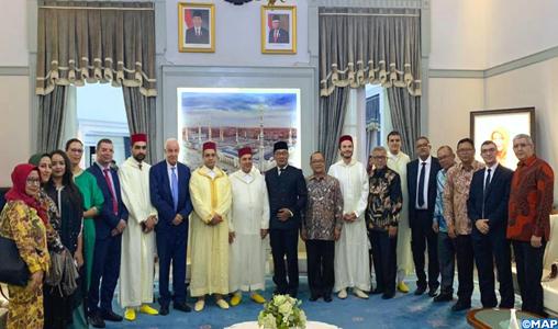 La région Souss-Massa et la province de Java occidental tracent de nouveaux axes de coopération