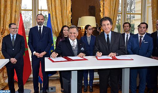 14è RHN France-Maroc: Signature de plusieurs accords de coopération