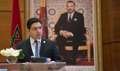 SM le Roi adresse un message aux participants à la cérémonie de commémoration du 50è anniversaire de la création de l'OCI