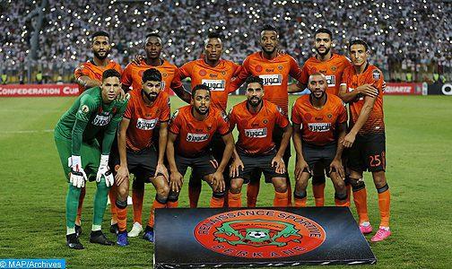 Coupe de la CAF (G.C/3è J.): La RSB surclasse le DC Motema Pembe (3-0)