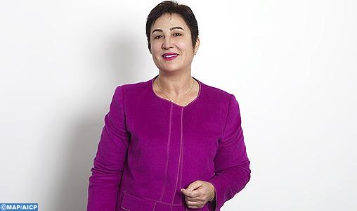 Biographie de Mme Raja Aghzadi, désignée par SM le Roi membre de la Commission Spéciale sur le Modèle de Développement
