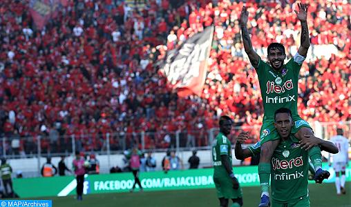 Ligue des Champions: Le Raja s'impose face à la Jeunesse sportive de Kabylie