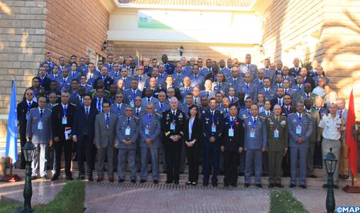 Des personnalités militaires soulignent à Agadir l'importance de la formation dans les opérations de paix de l'ONU