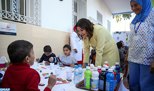 SAR la Princesse Lalla Hasnaa préside à Casablanca la cérémonie du 30ème anniversaire de l'Association Al-Ihssane