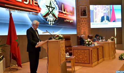 Rabat : Clôture des travaux de la 46-ème session de l'Académie du Royaume du Maroc