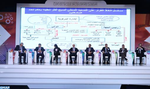 Les 1-ères Assises de la régionalisation avancée appellent à renforcer les capacités des régions en matière de développement régional inclusif