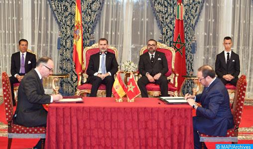 Maroc-Espagne : 2019, l'année de la consolidation d'un partenariat mutuellement avantageux