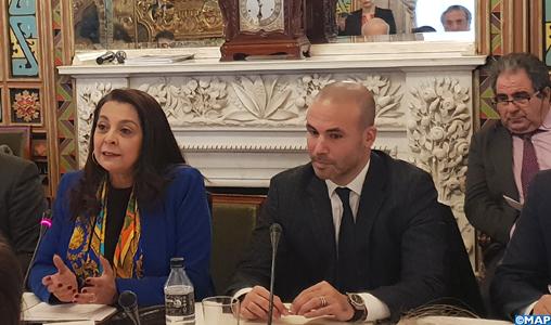 Mme Benyaich: les projets d'envergure lancés par le Maroc en font l'une des meilleures destinations au monde pour l'investissement