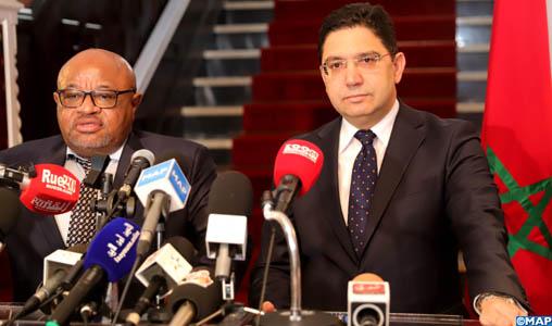 """""""Au moins 4 pays africains"""" vont ouvrir des consulats à Laâyoune """"avant fin 2020"""""""