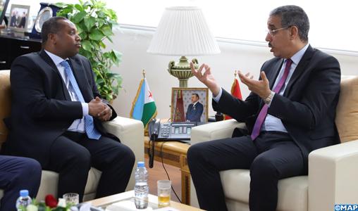 Maroc-Djibouti: accord de coopération en matière d'énergie et des mines