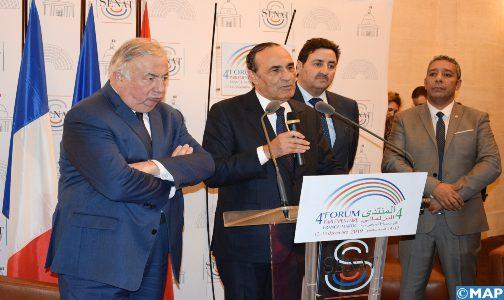 Forum parlementaire franco-marocain: Appel à une approche globale pour relever les défis de la sécurité et du développement en Afrique