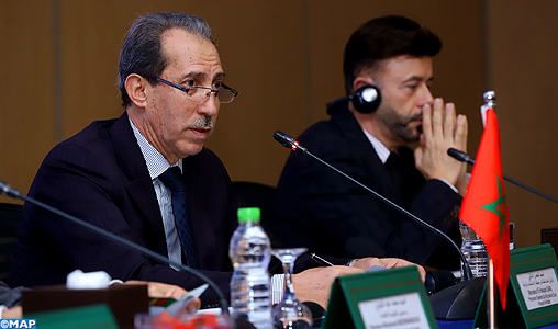 """Le Groupe quadripartite, un """"modèle réussi"""" de la coopération internationale en matière de lutte antiterroriste"""