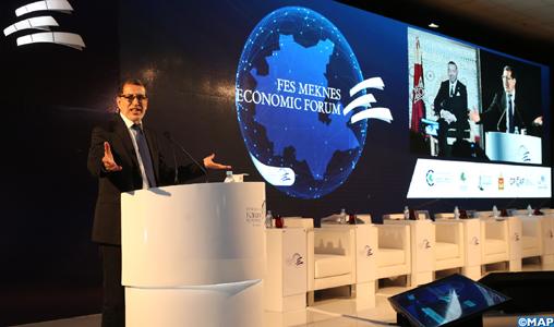 Meknès abrite la 3-ème journée du du Forum économique de Fès-Meknès